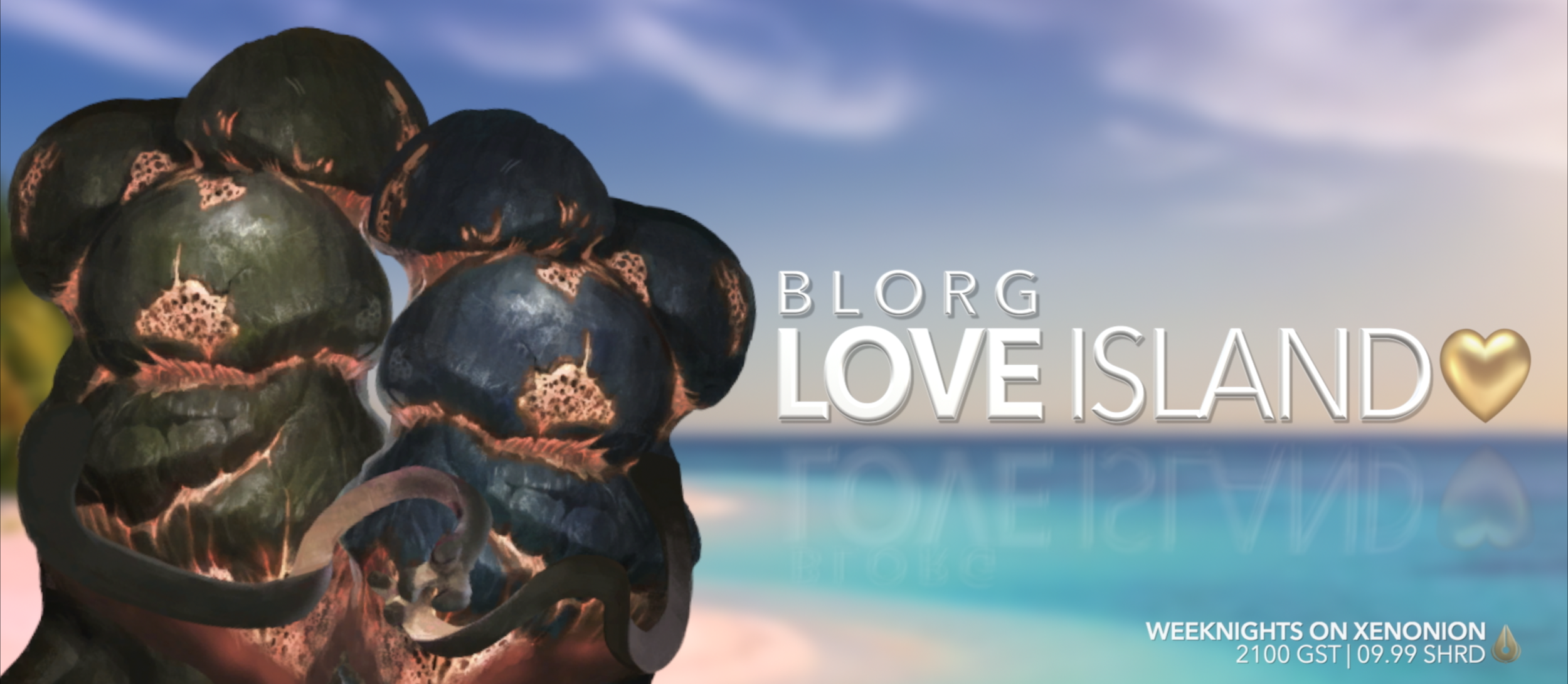 I - Commercial, Blorg Love Island.png