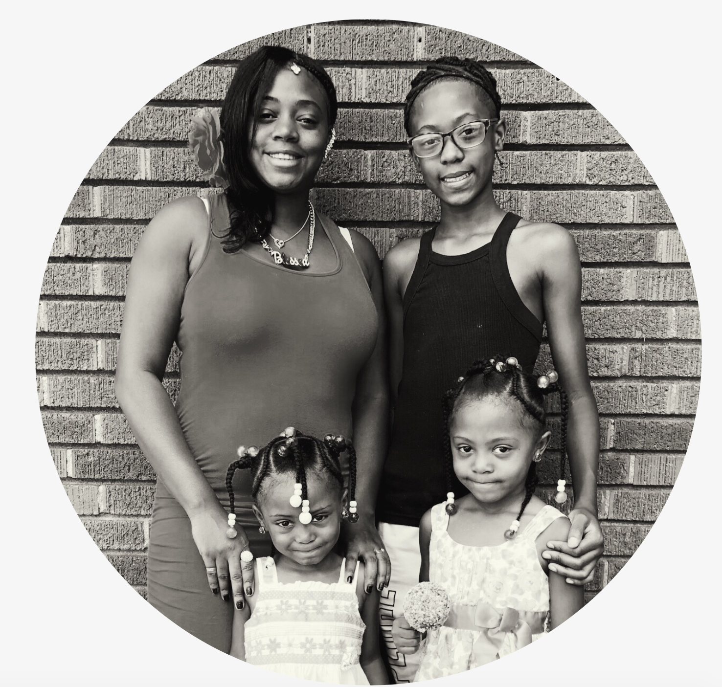 Erica Jones & her children keep our Food Bank running by volunteering their time and hard work 3 days a week to serve the Denver Community!