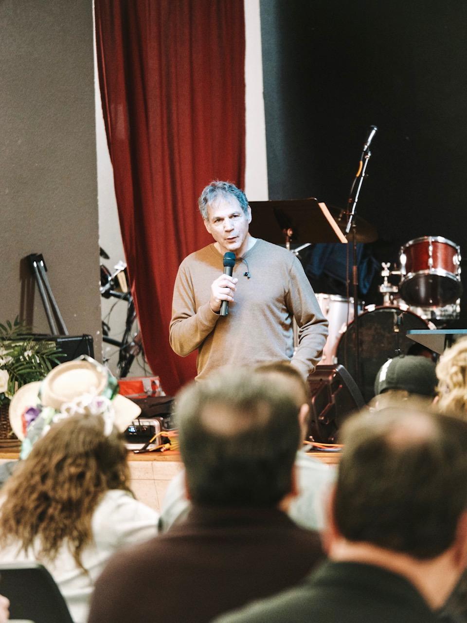 Pastor Michael Walker