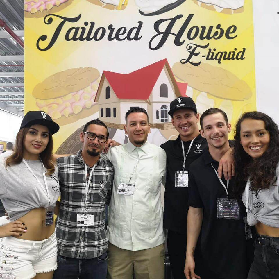 Tailored House - Vape South America Expo 2019
