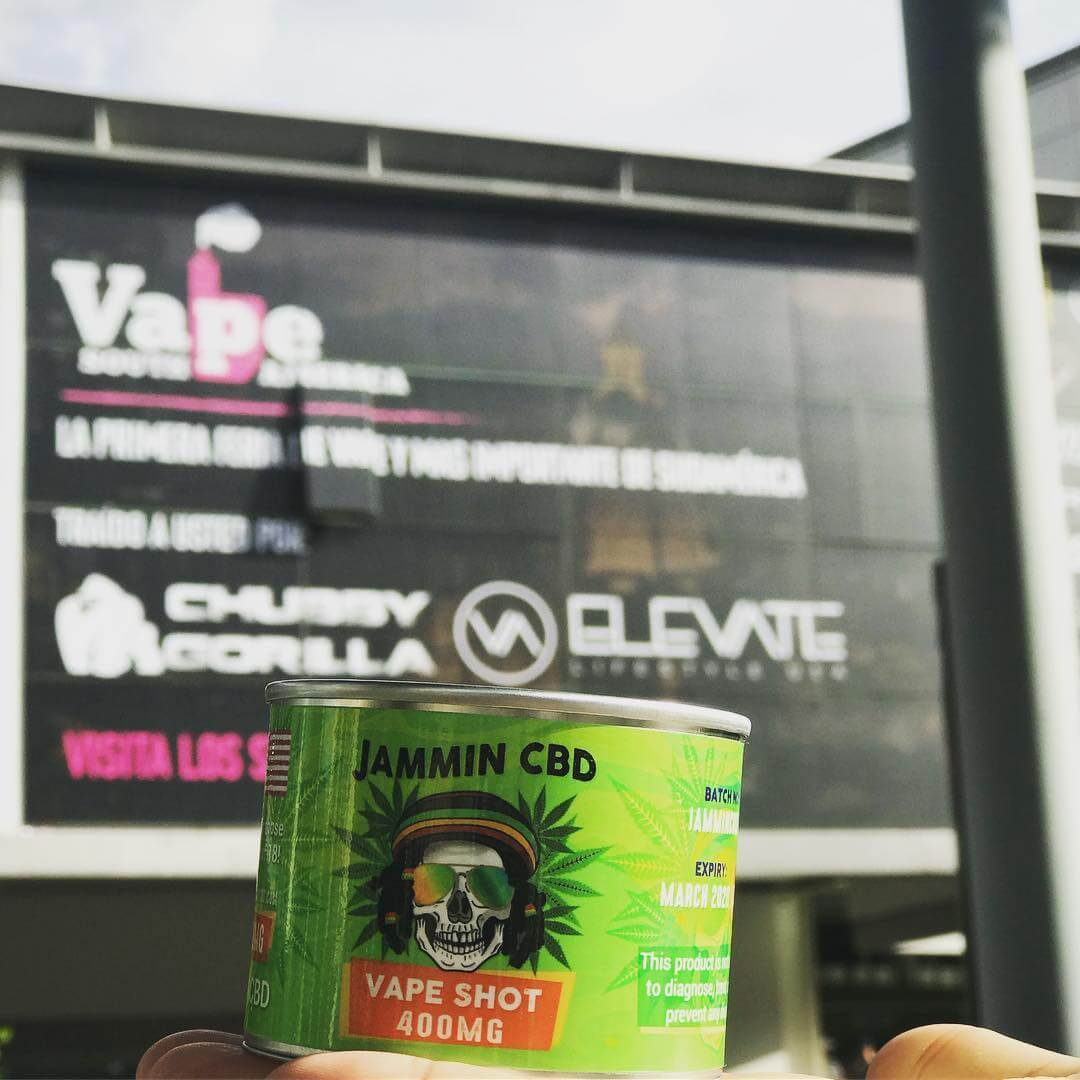 Medellin, Colombia - Vape South America Expo 2019