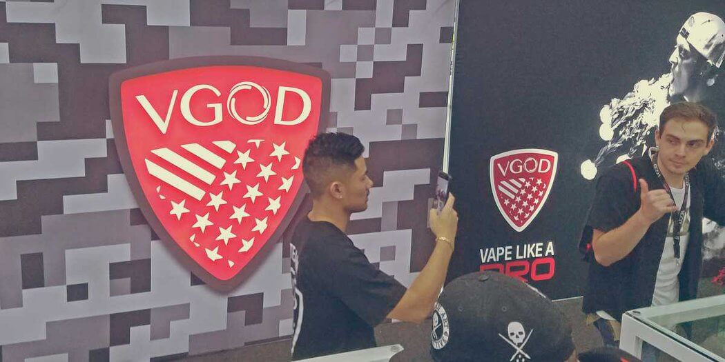 VGOD - Vape South America Expo 2019