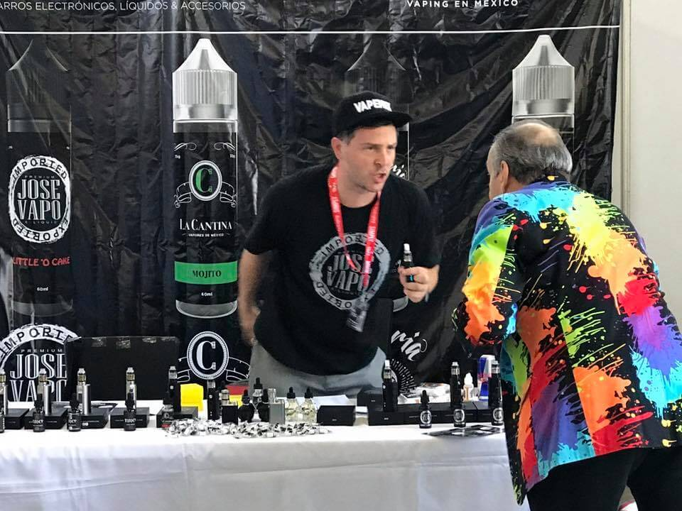 Jose Vapo - Vape South America Expo 2019