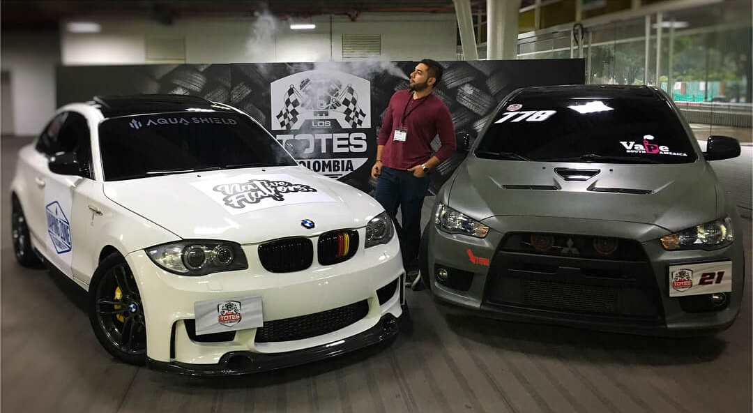 Sports Cars & Clouds - Vape South America Expo 2019