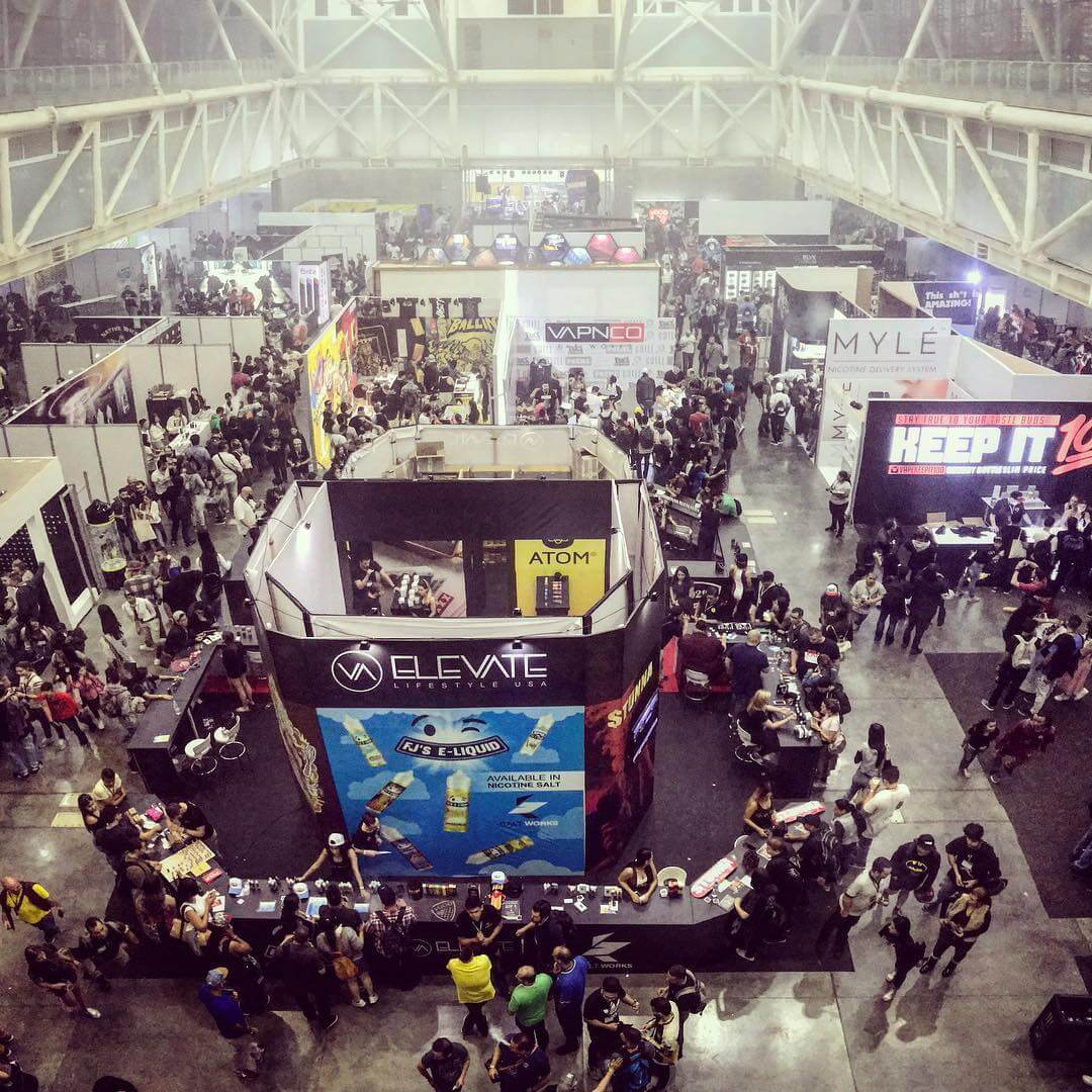 Vape Convention Overview - Vape South America Expo 2019