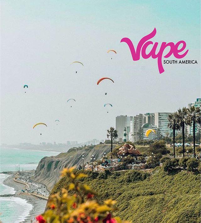 Estamos felices nuestra siguiente feria es Lima - Perú 🇵🇪 Octubre 19 y 20  Ya están disponibles las entradas para que realices la descarga es gratis 👆🏻💨 www.vapesouthamerica.com . . . Ingreso solo para mayores de edad  #vapesouthamericaexpo2019 #peruvapea