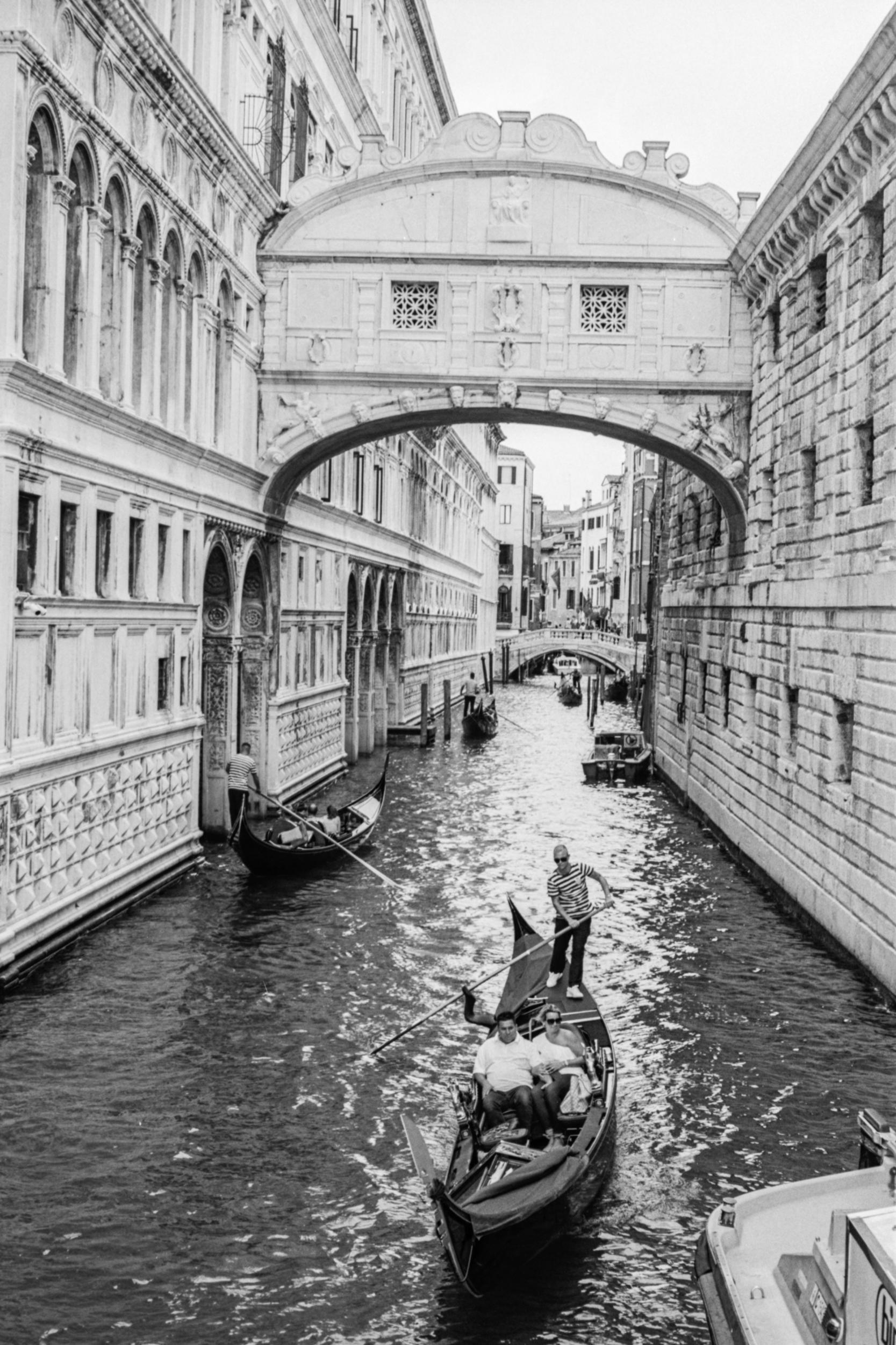 Venice, Italy, 2017.