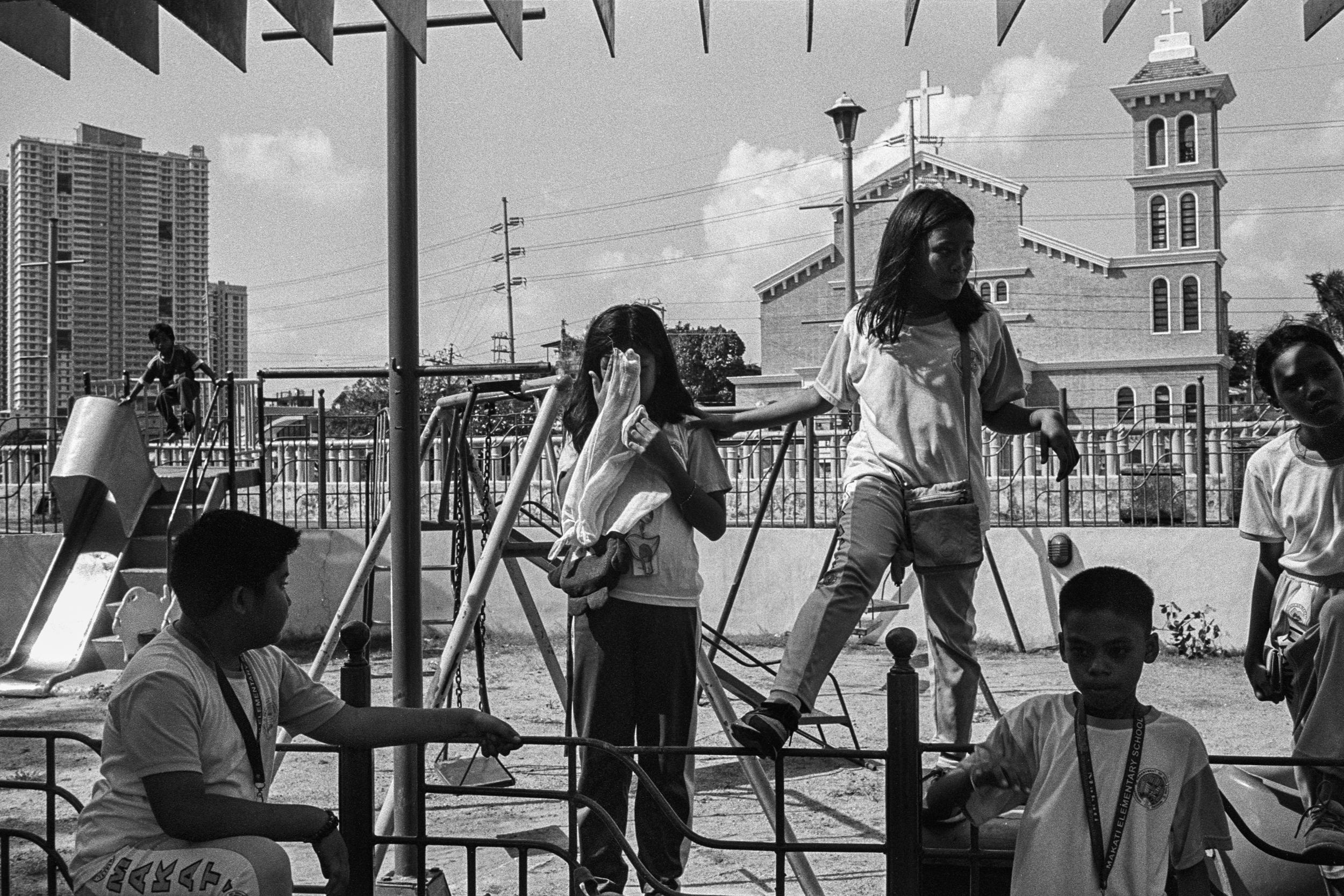 Makati, Philippines, 2018.