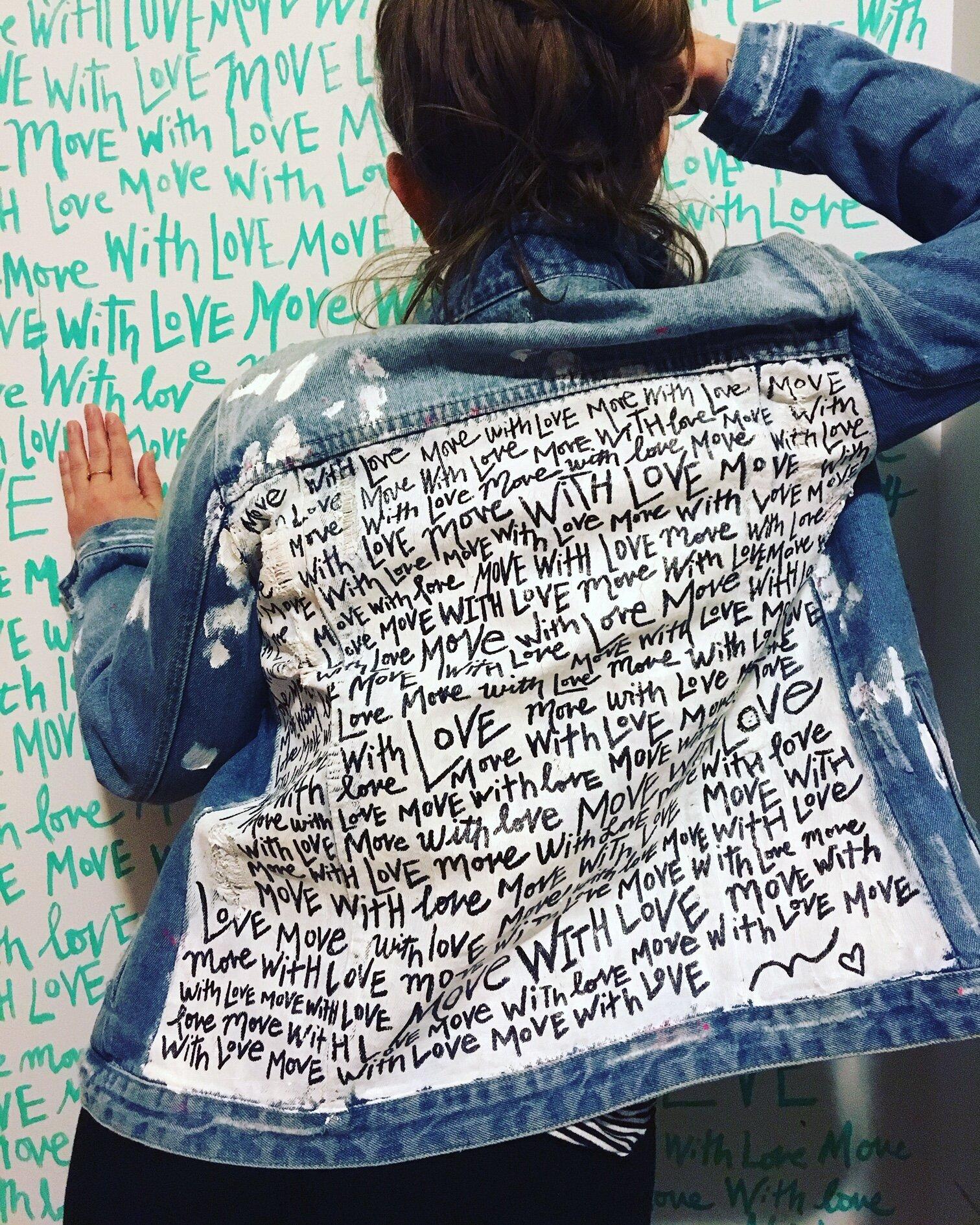 Hand Made Denim Jackets