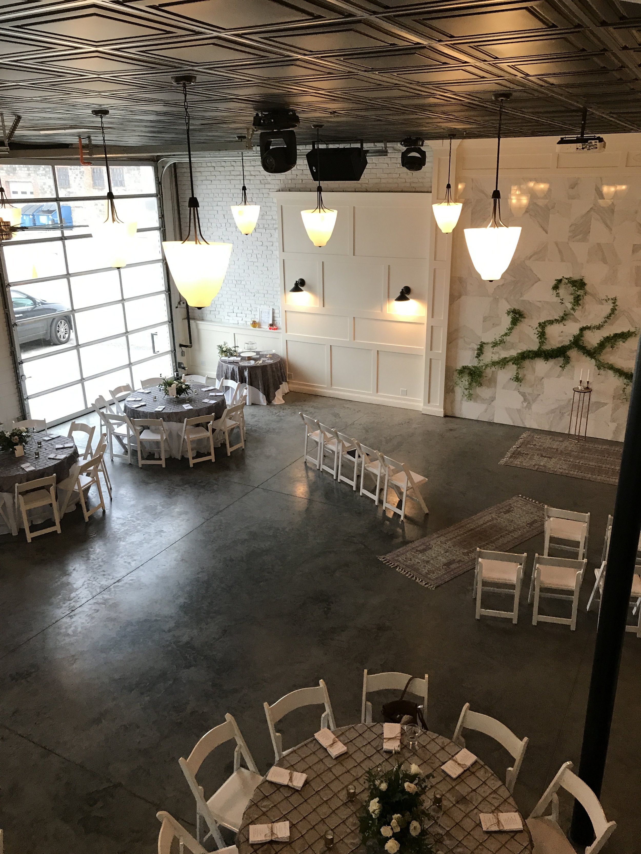 November wedding in Downtown KC