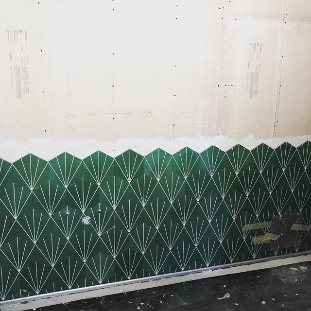 Tile days are the best days.