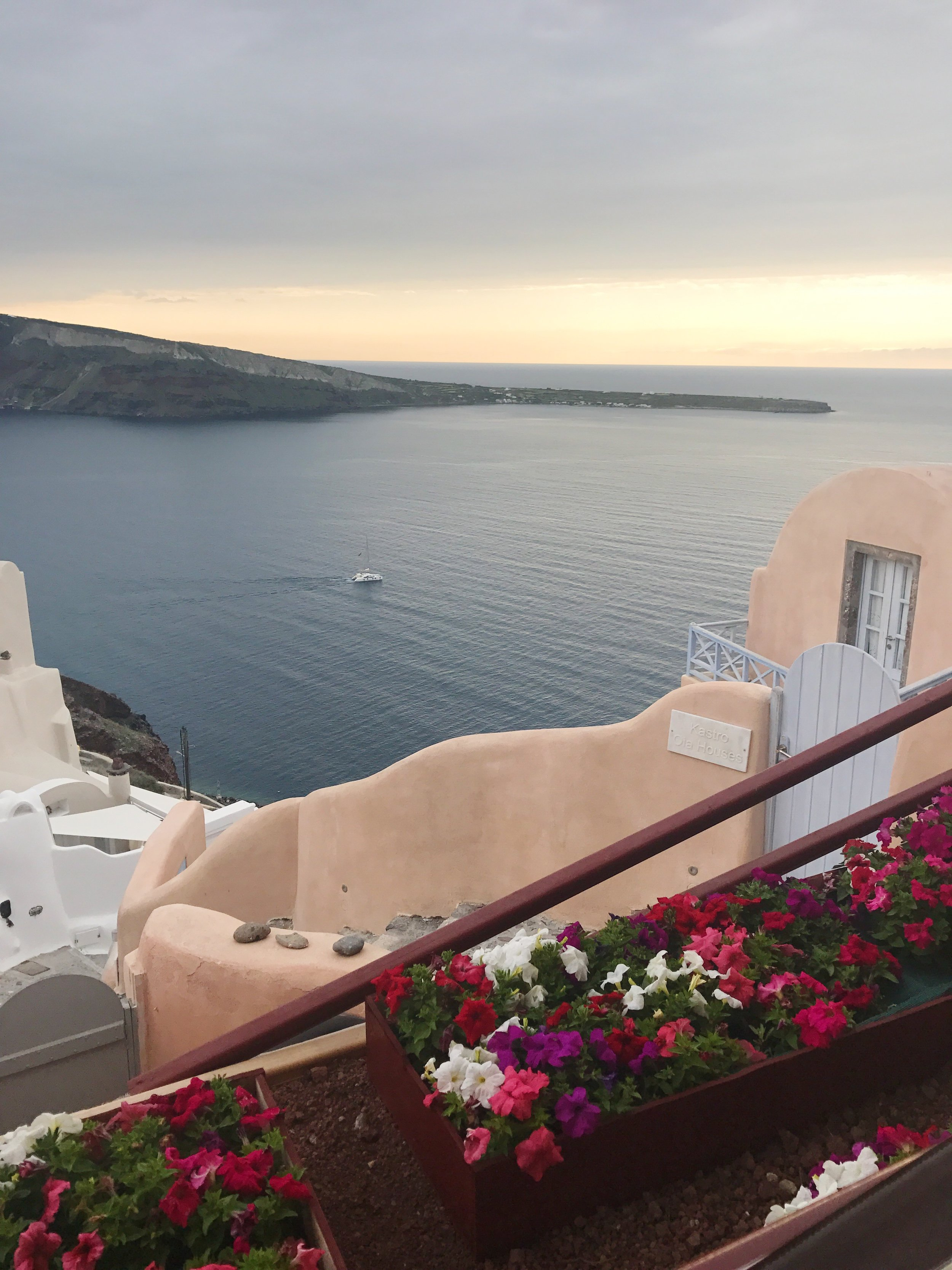 another unforgettable Santorini sunset