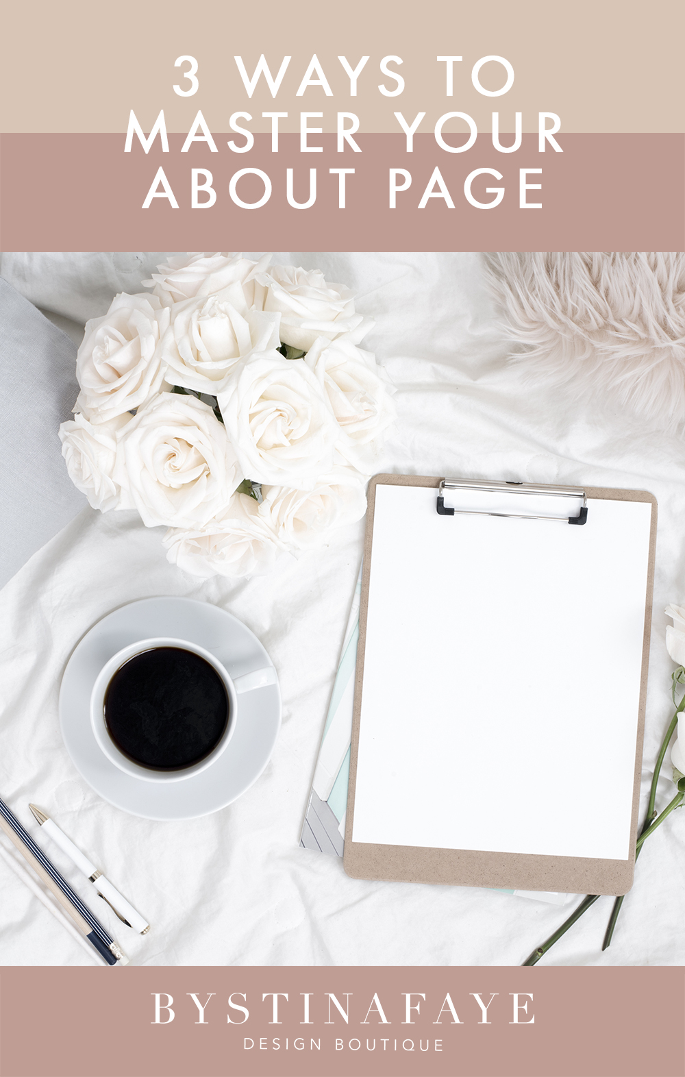 3 Ways To Master Your About Page