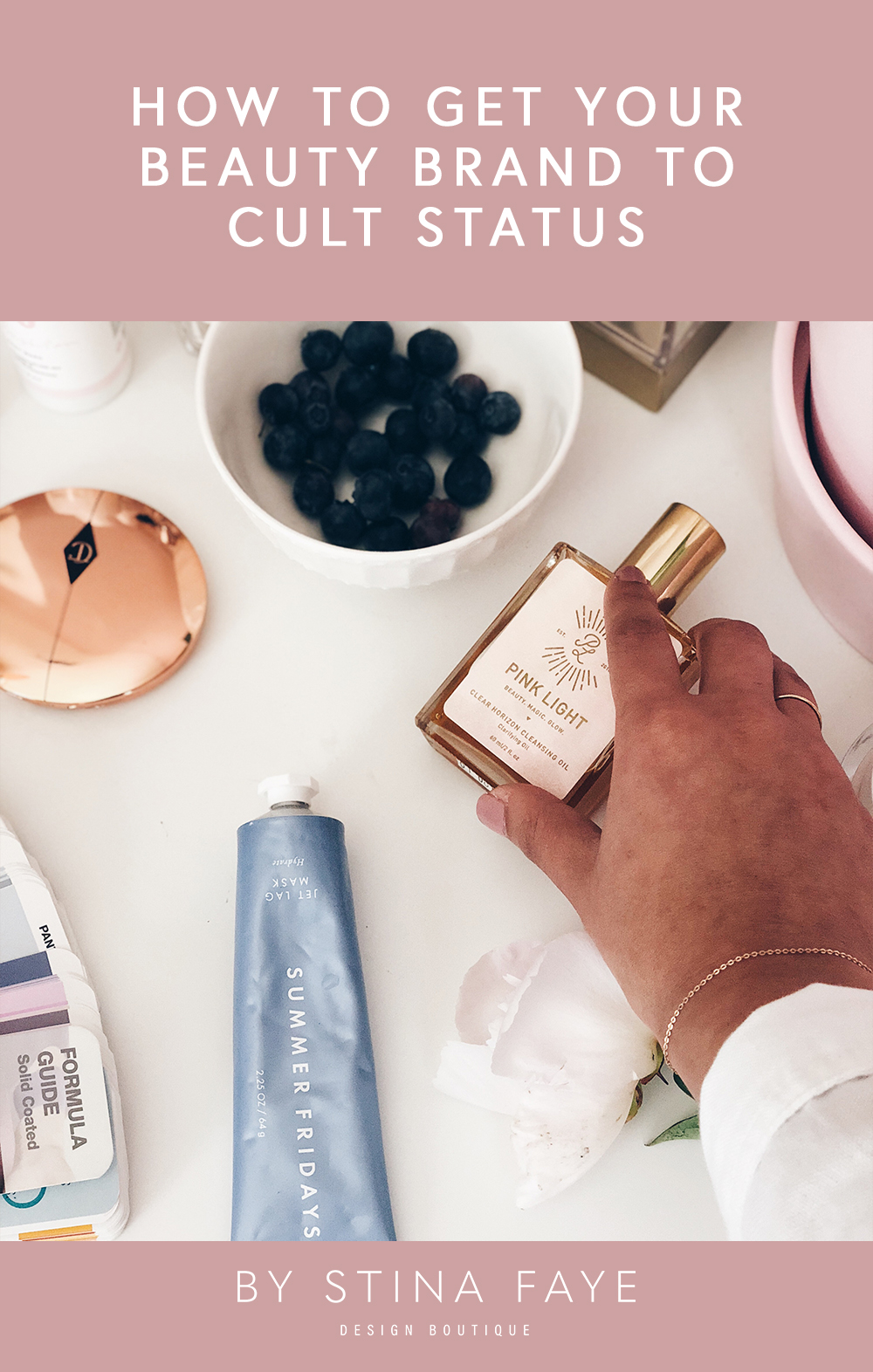 How to Get Your Beauty Brand To Cult Status