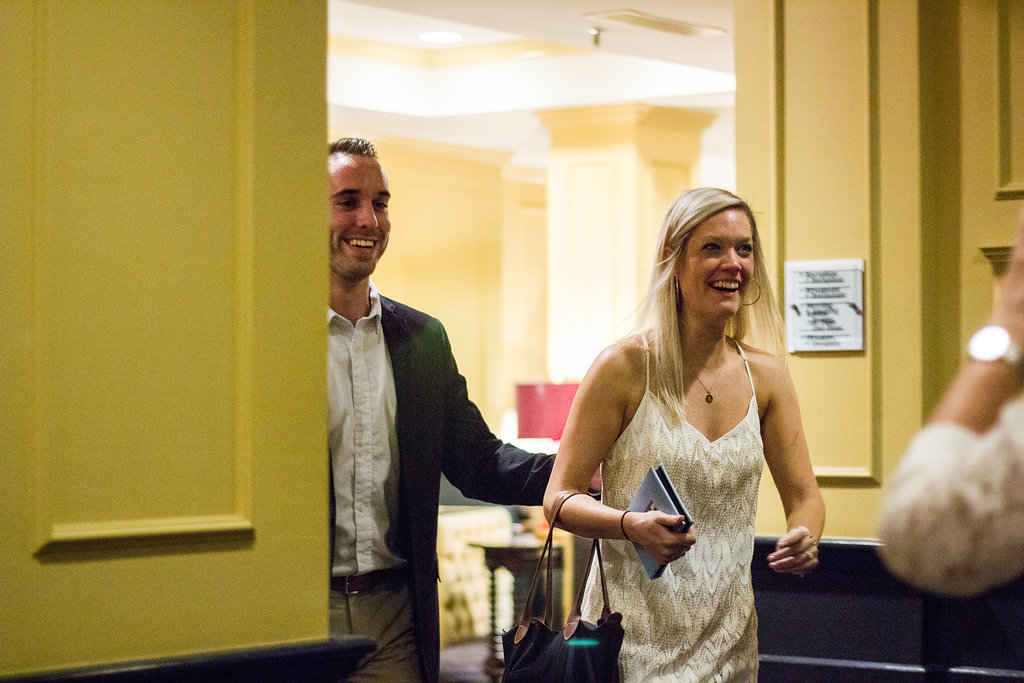 Dunhill Hotel Uptown Charlotte NC Wedding Engagement Photographer Surprise Proposal Photography She Said Yes