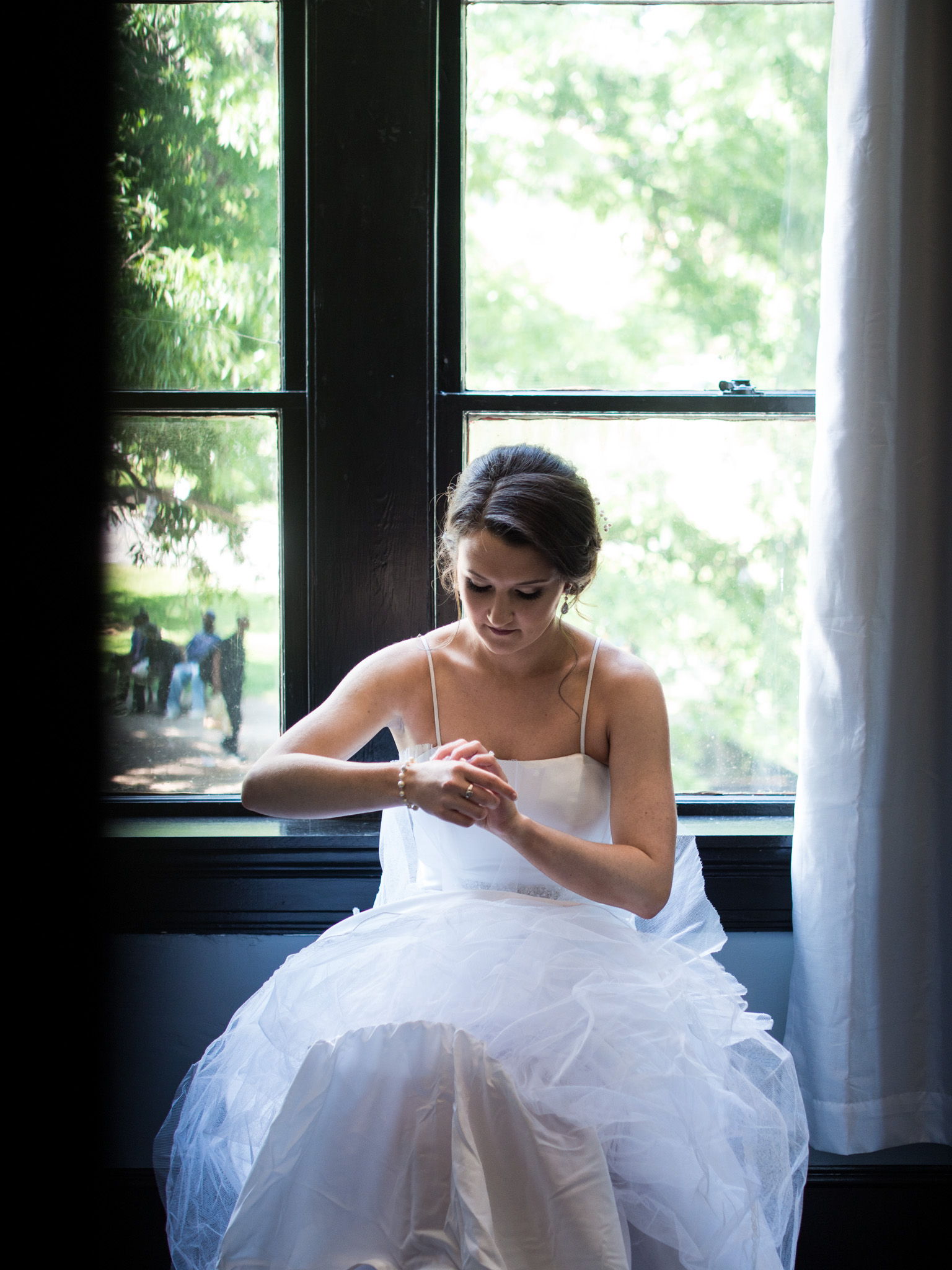 214 Martin Street, Wedding Photography, Wedding Dress, Getting Ready, Bridal Portrait