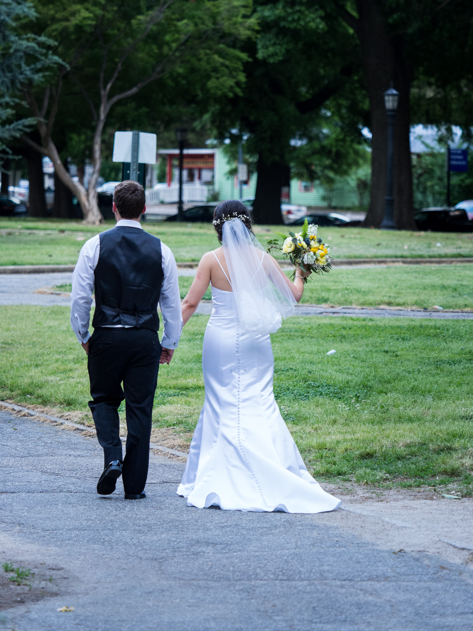 214 Martin Street, Wedding Photography, Raleigh, NC, Couple Portraits, Bride and Groom