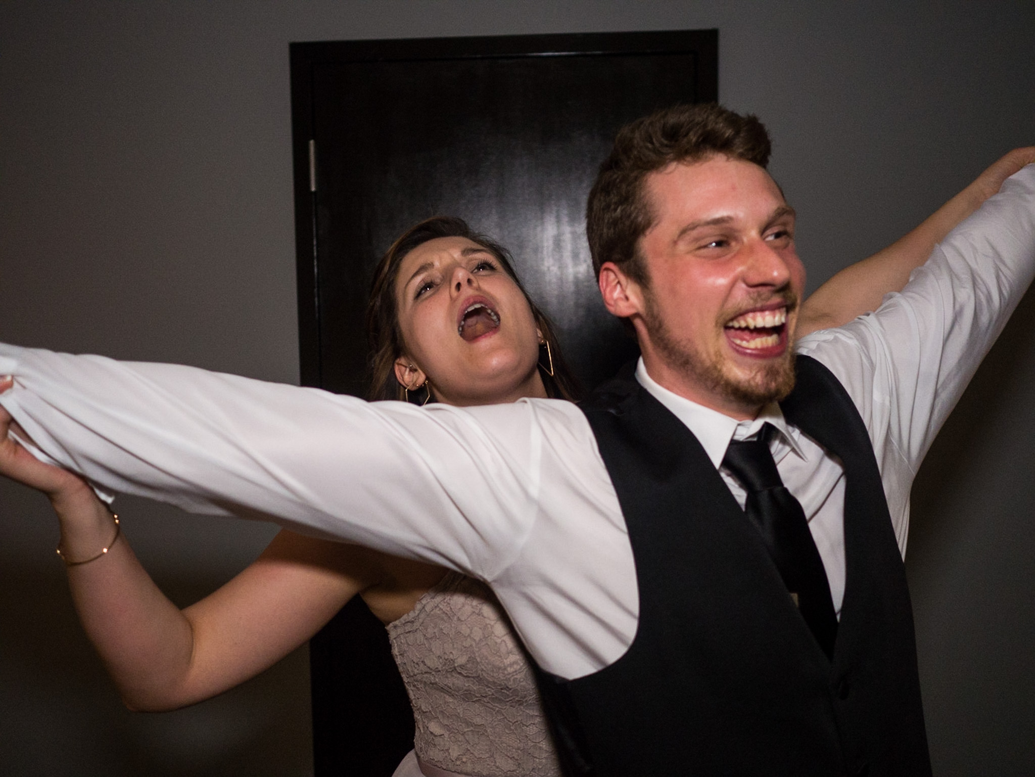 214 Martin Street, Wedding Photography, Raleigh, NC, Bride and Groom, Groom, Reception, Dancing, Fun