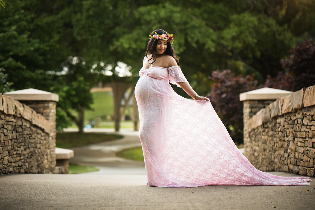 Freedom Park Maternity Session from Charlotte Photographer