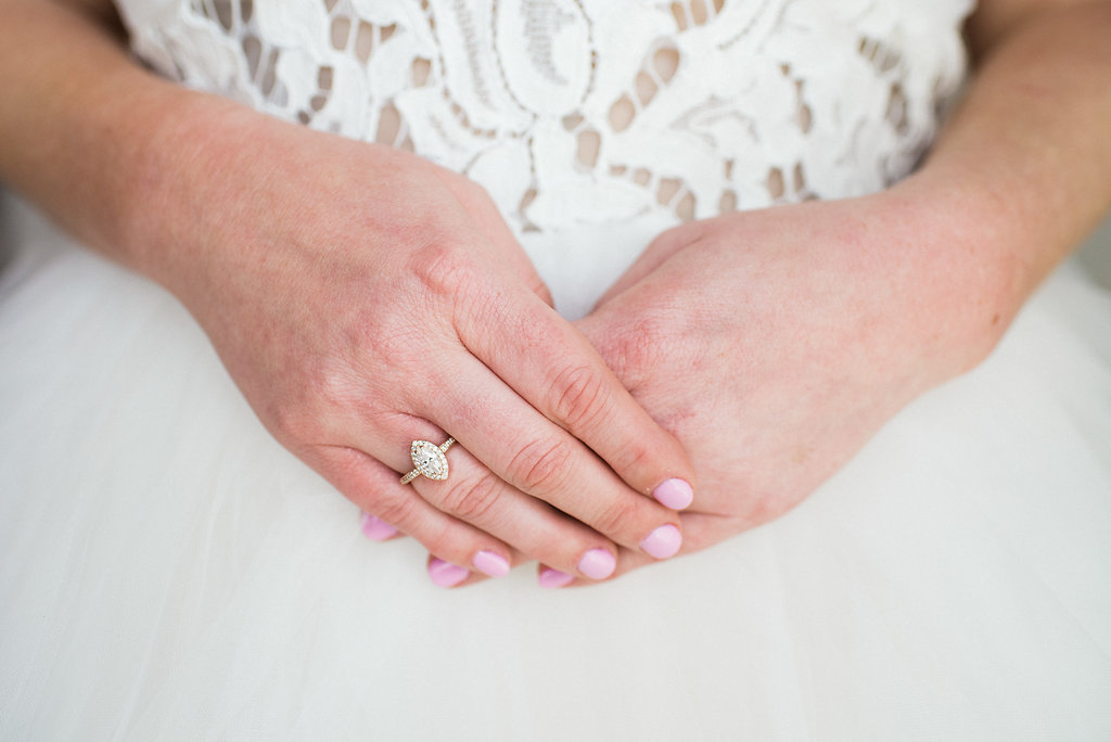 Bridal Details at Bungalow 1325 from Charlotte Wedding Photographer