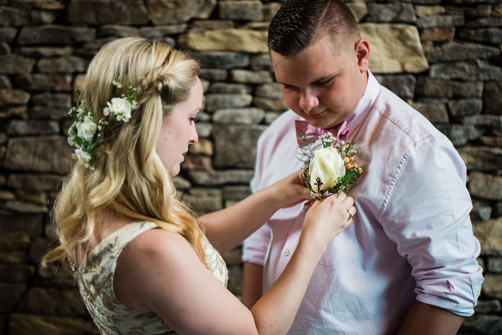 St. Patrick Episcopal Church Elopement Details in Mooresville, NC from Charlotte Wedding Photographer