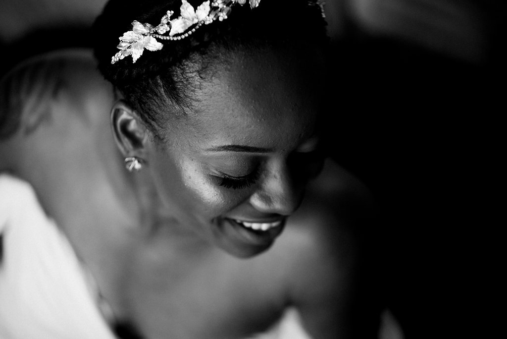 Bridal Portrait at Summerfield Farms from Charlotte NC Wedding Photographer