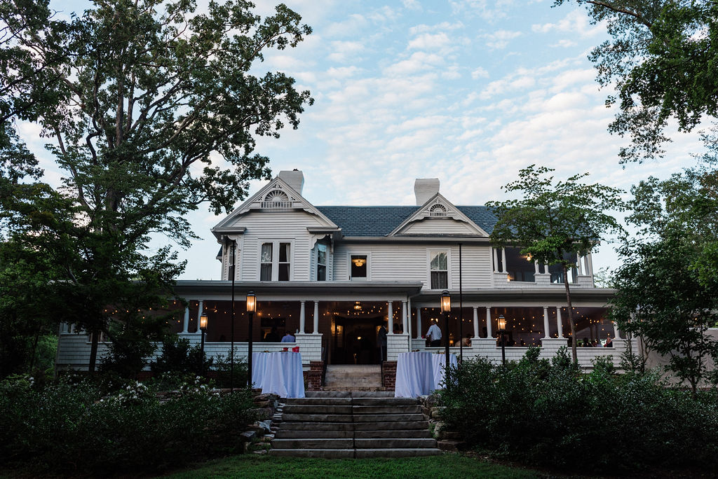 Ritchie Hill Wedding Venue in Concord NC by Charlotte Wedding Photographers