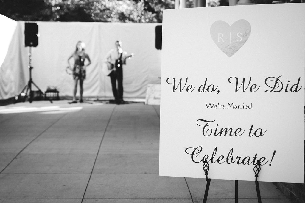 Band at Ritchie Hill Venue in Concord NC by Charlotte Wedding Photographers