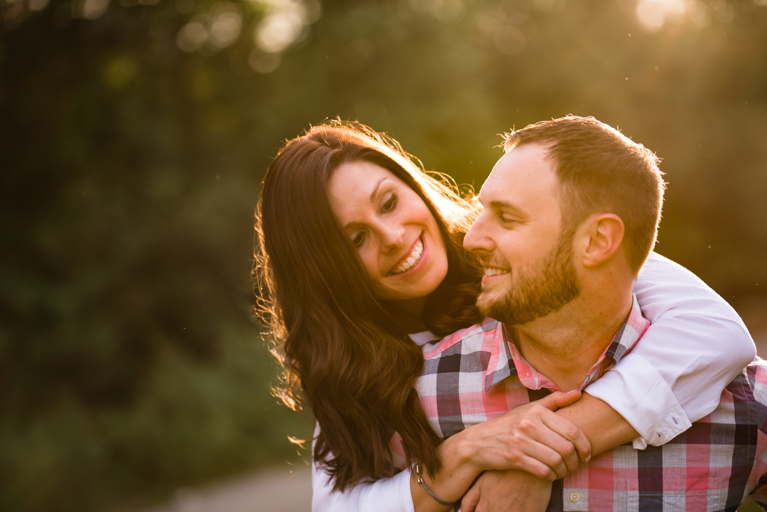 Engagement Shoot in Plaza Midwood from Charlotte NC Wedding Photographers
