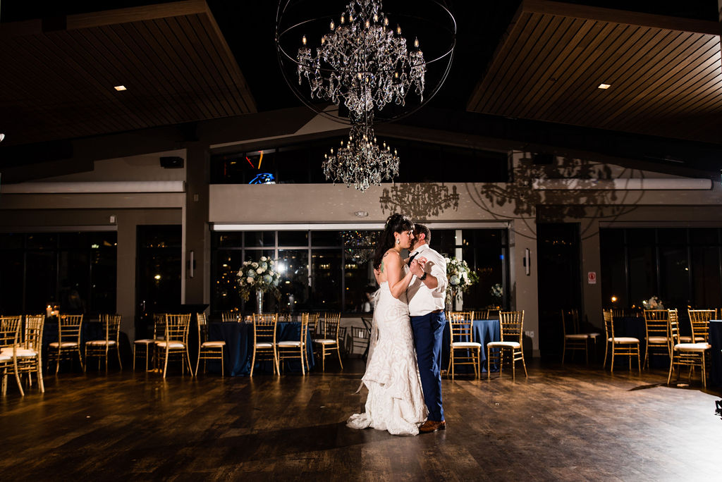 Private Last Dance at Cedar Hill by Charlotte Wedding Photographers