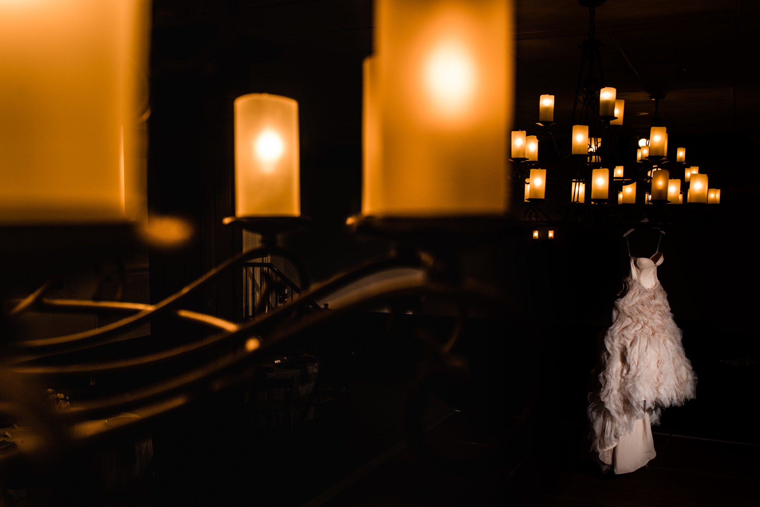 Bridal Dress at The Harbour Club Charleston by Charlotte Wedding Photographers