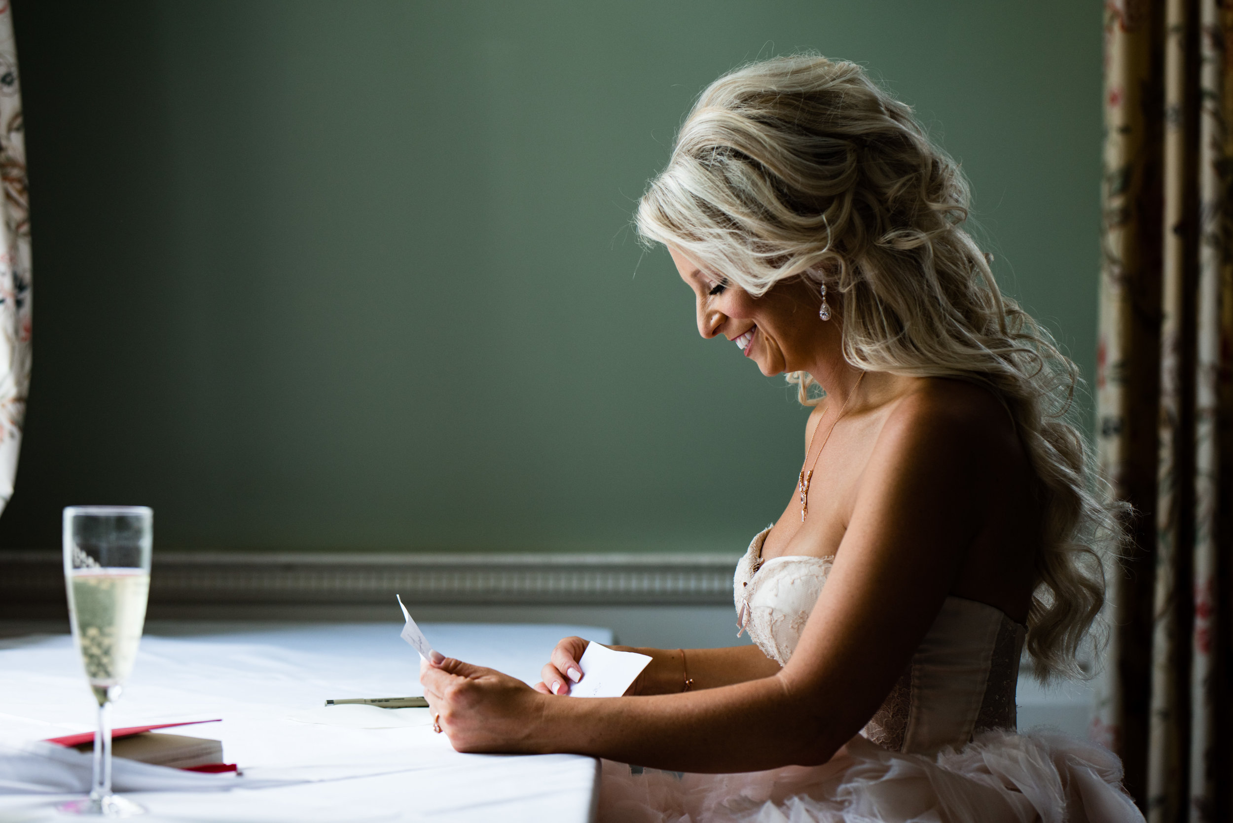 Bride and Groom Letters at The Harbour Club Charleston by Charlotte Wedding Photographers