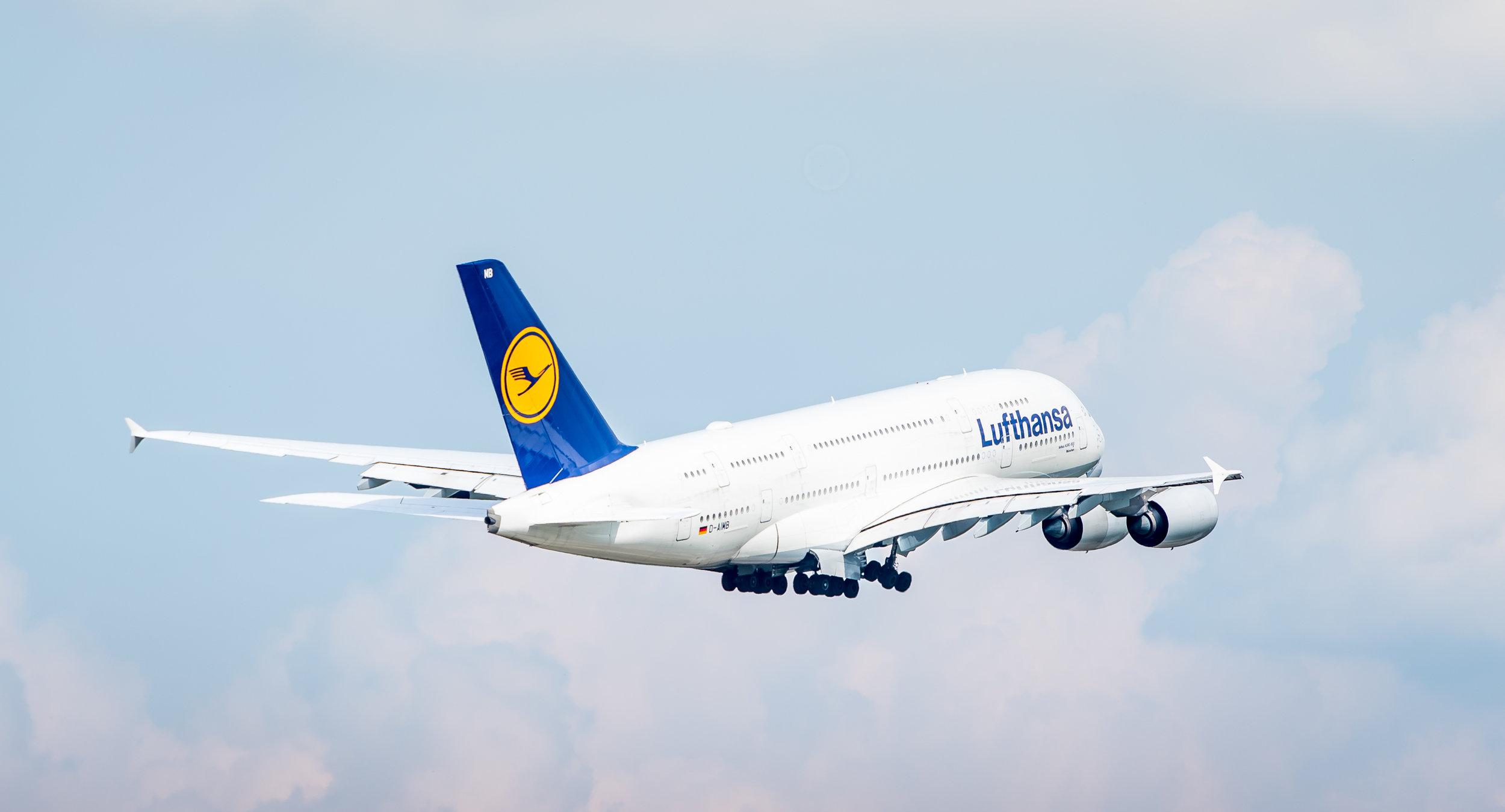 Landing gear up