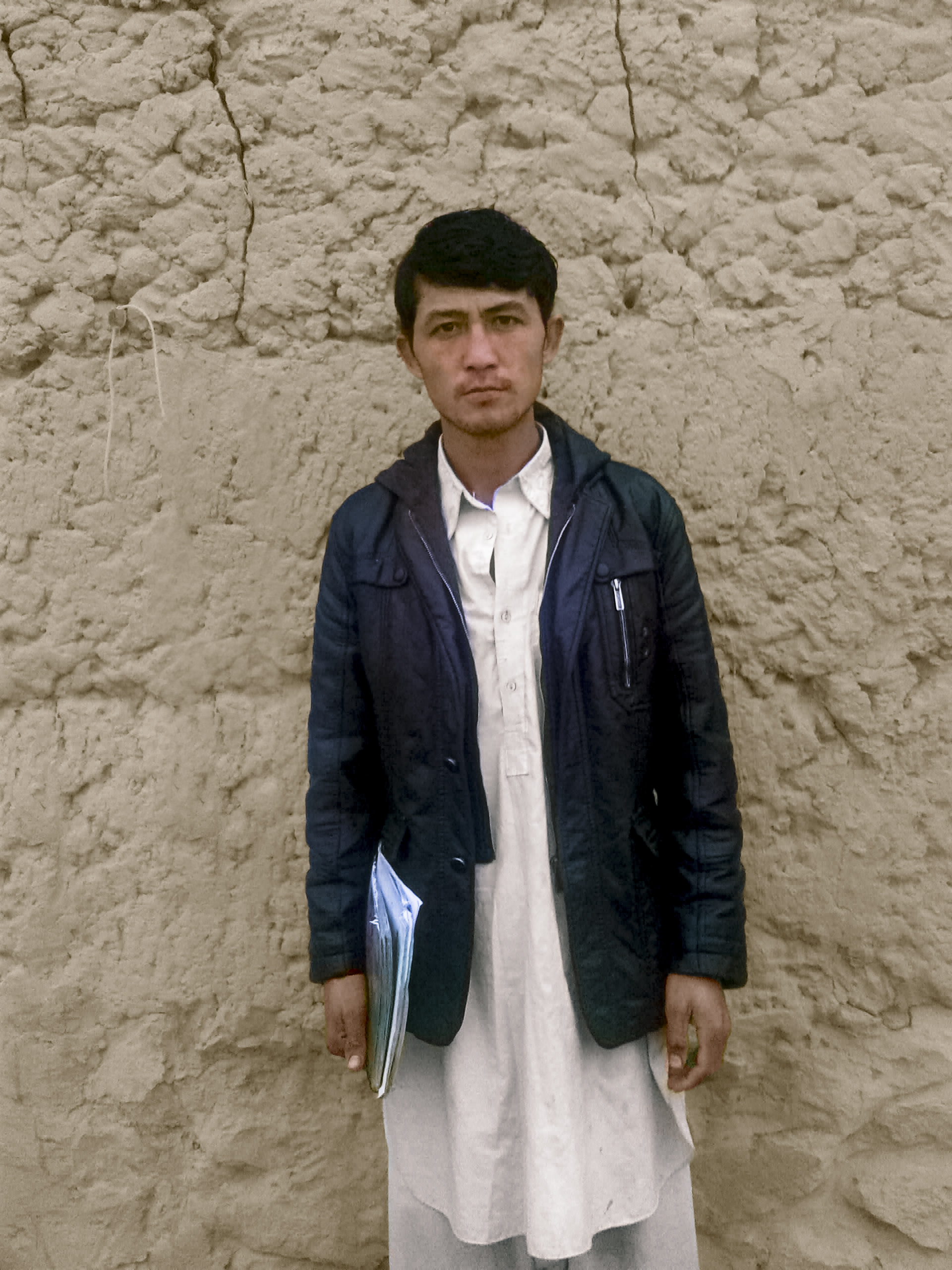 Islamuddin had recently finished a degree in education in the city and was home visiting his farming family. 'His father told me that Islamuddin hoped to become the headmaster of a school so he could help the people in his area,' a local said. Villagers said he was killed by three bullets as he climbed the hill behind his parents' house.