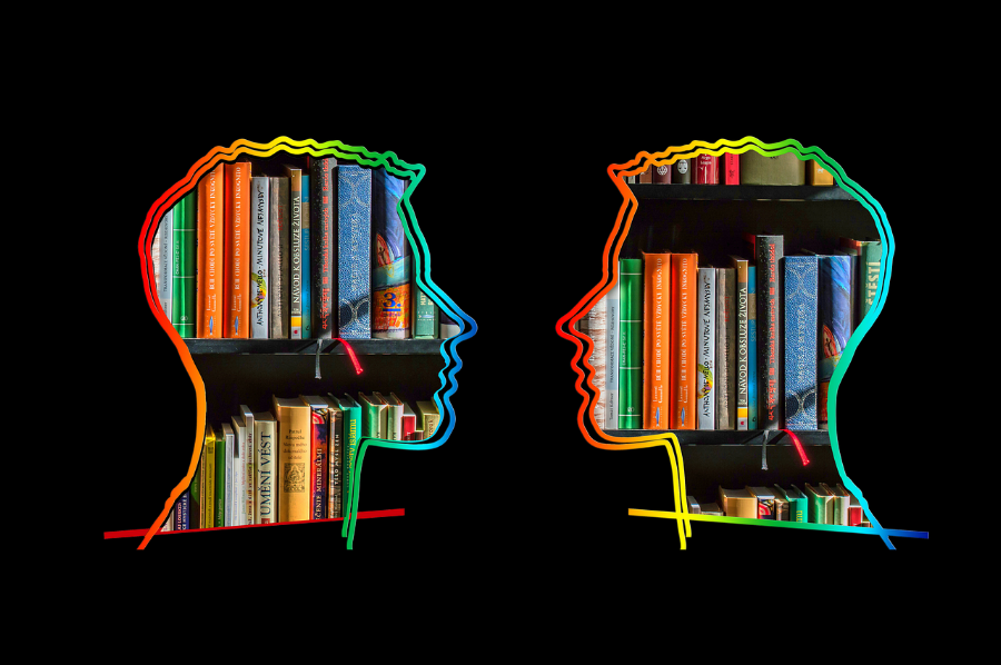 http://maxpixel.freegreatpicture.com/Silhouette-Bookshelf-Know-Head-Information-1793934