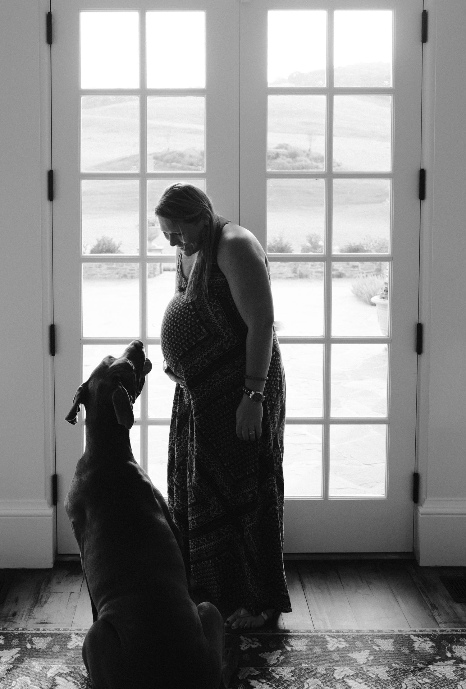 Virginia Maternity Session