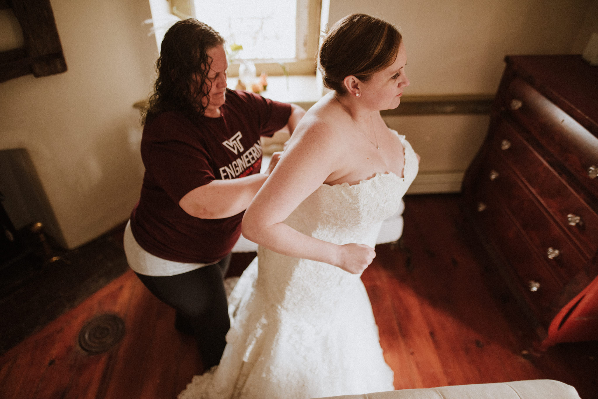 West Virginia, DMV Farm Wedding Photographer