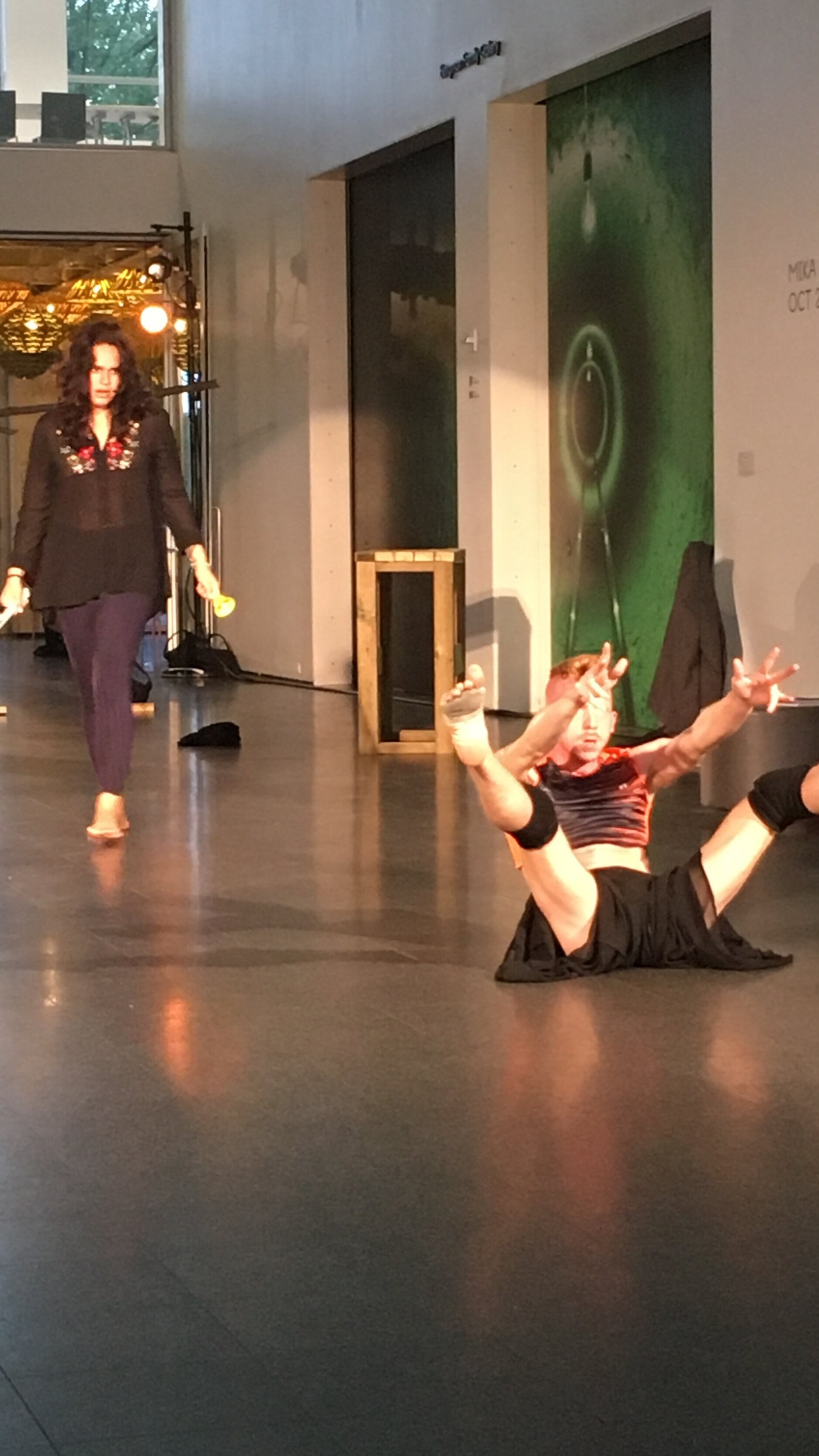 The Storefront Project - provides a movable feast of devised theater