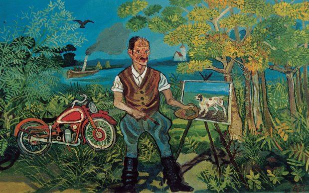 Antonio-Ligabue-Selbstproträt-mit-Motorrad-620x388.jpg