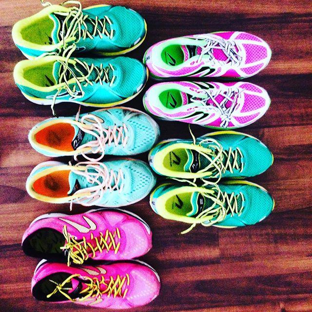 When you find the perfect shoe #newtonrunning #marathontraining