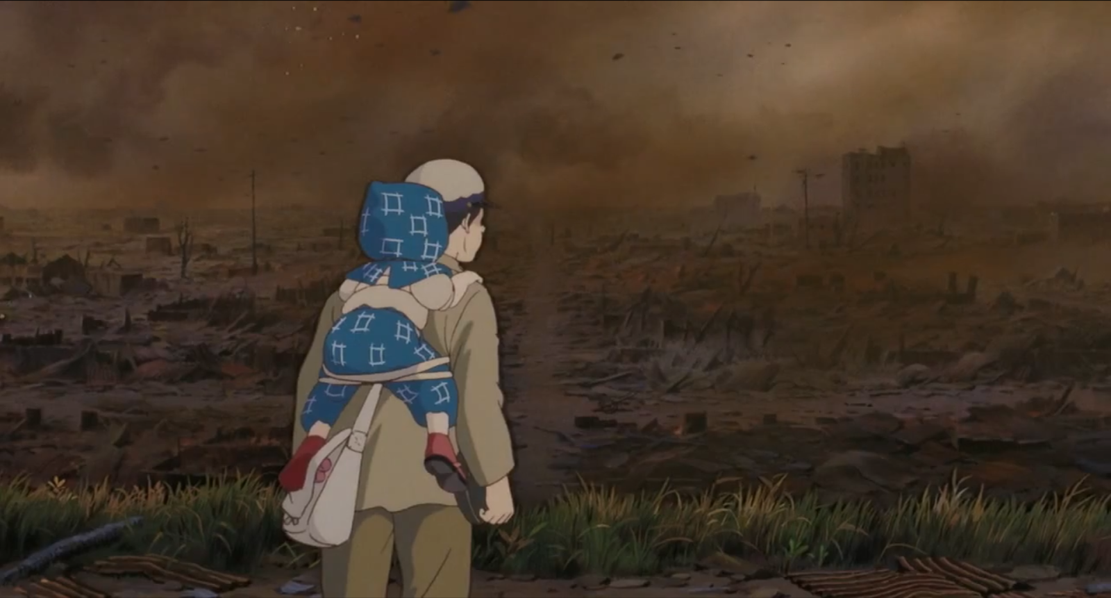 #17 Grave of the Fireflies