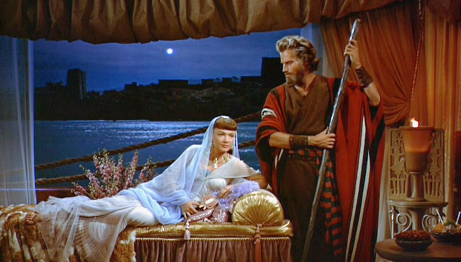 #25 The Ten Commandments