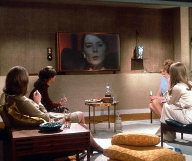 Fahrenheit 451 - Julie Christie, Noel Davis