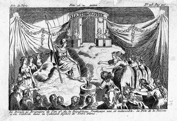Goddess of Reason 1793
