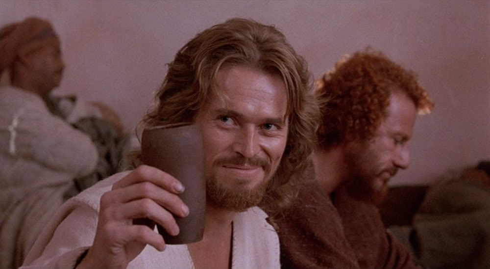 The Last Temptation of Christ - Willem Dafoe