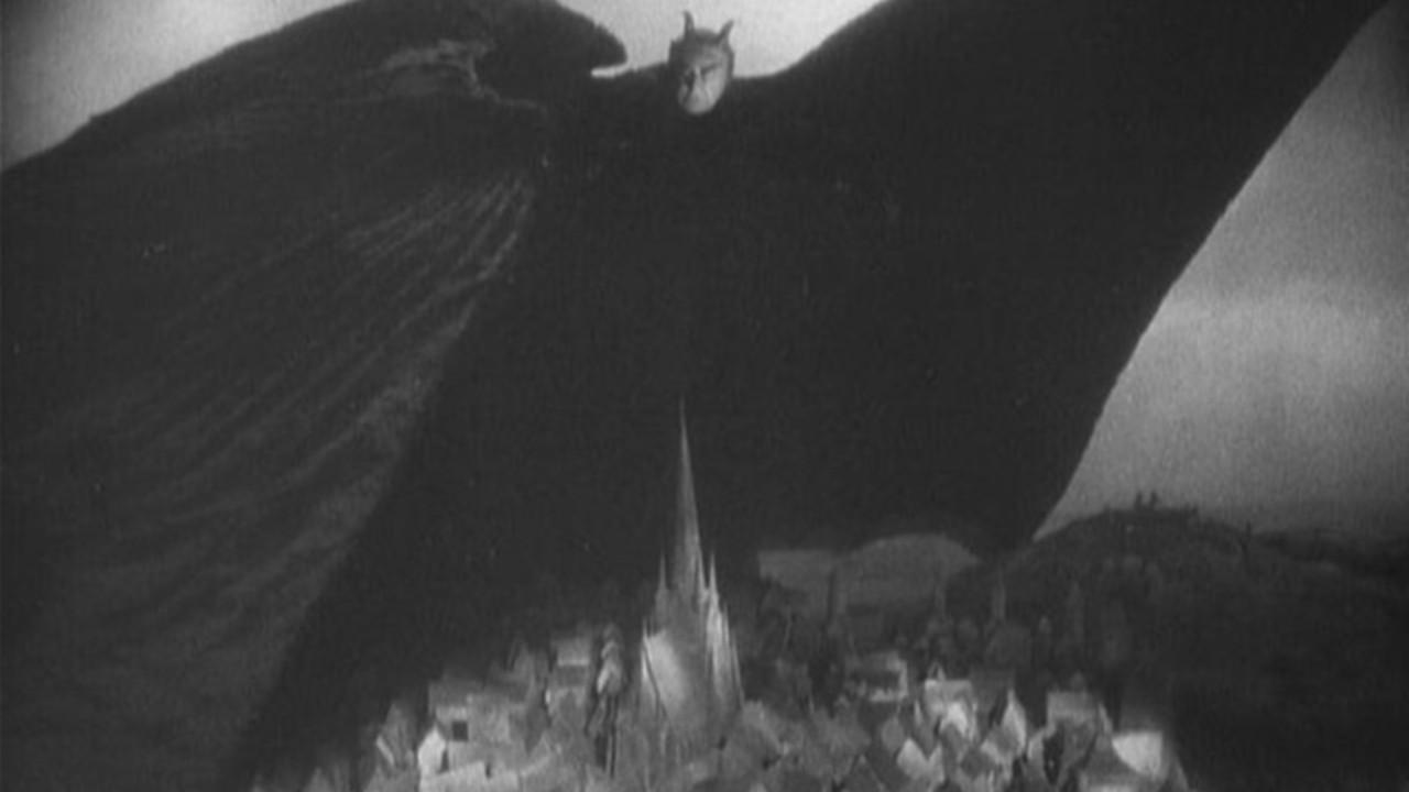 Faust by Murnau