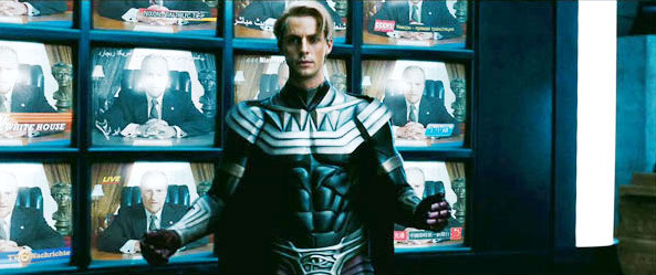 Matthew Goode as Ozymandias in Watchmen