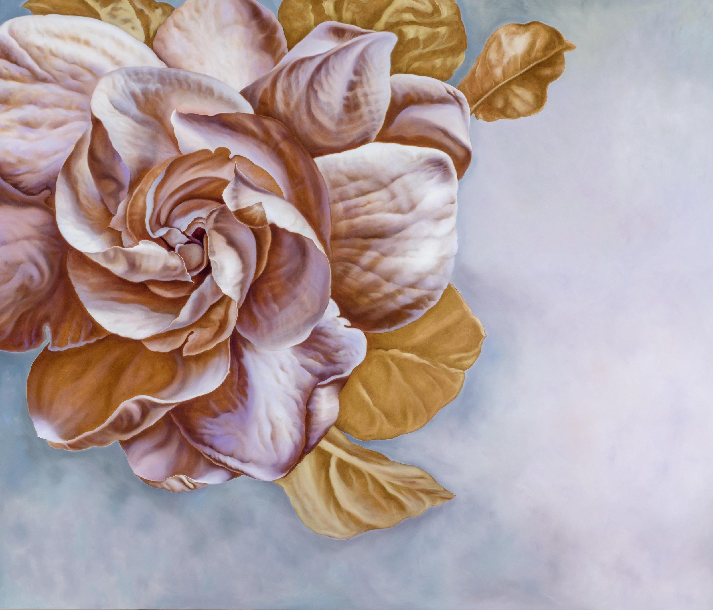 Gardenia Swirl