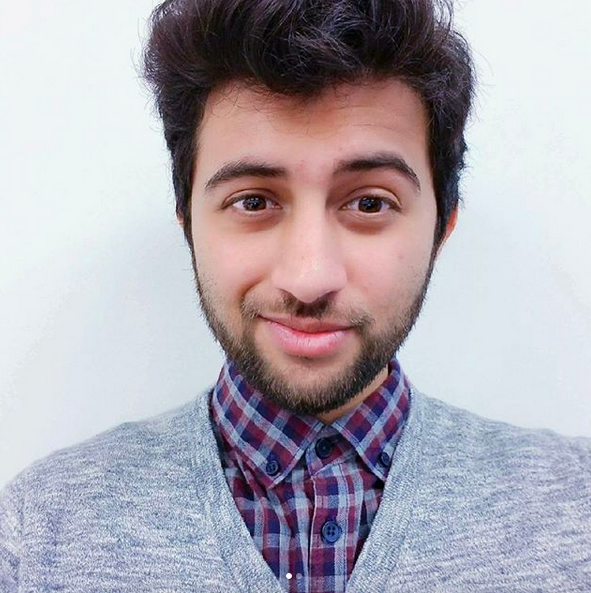 Shariq Shah, CEO of Ambii