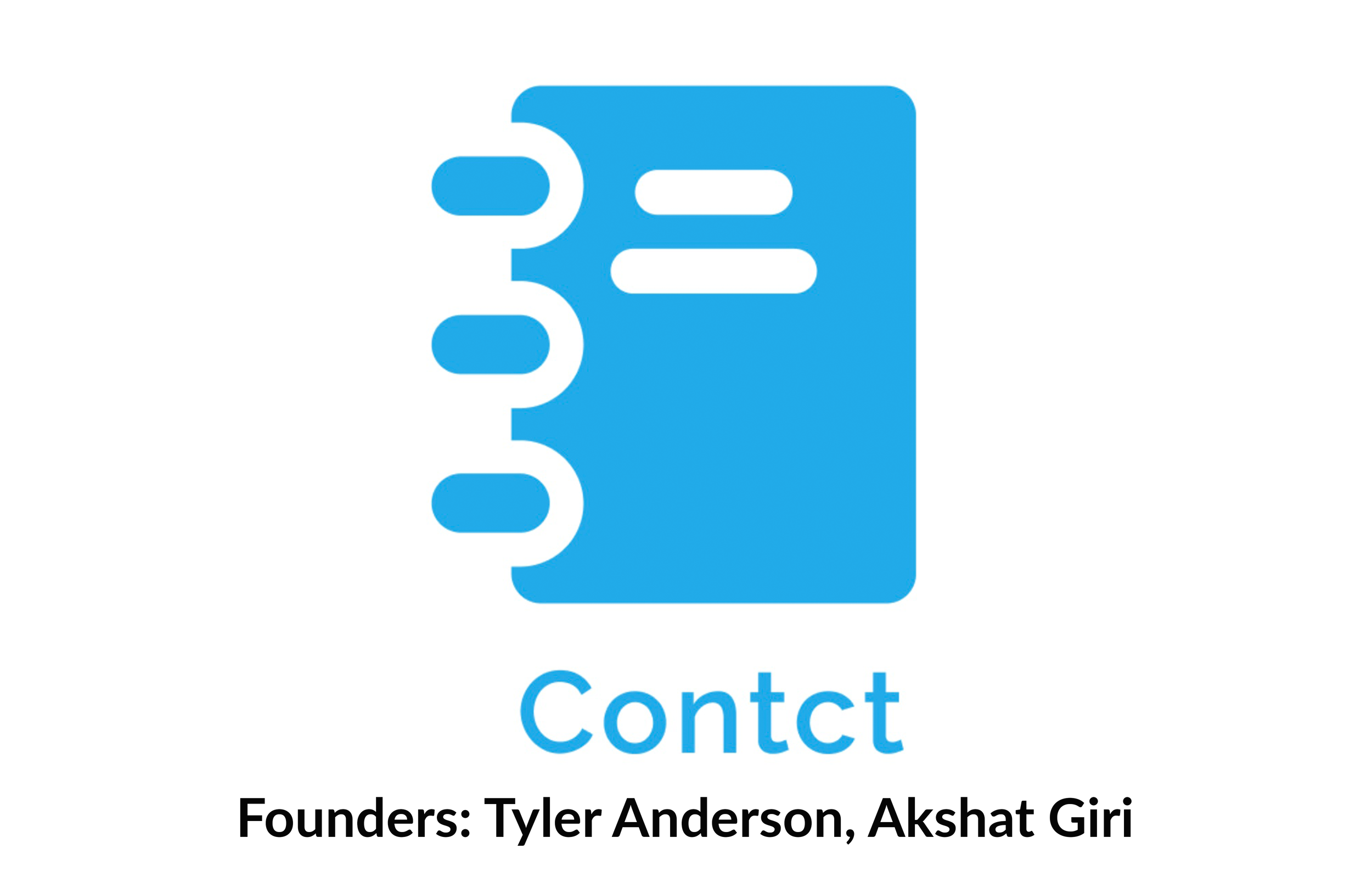 Contct - A new and innovative contacts app.